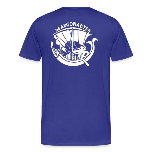 Argonauten logo - Mannen Premium T-shirt