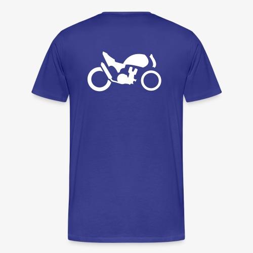 Streetfighter M4 - Männer Premium T-Shirt