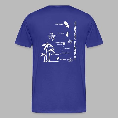 Windwards Karibik - Männer Premium T-Shirt