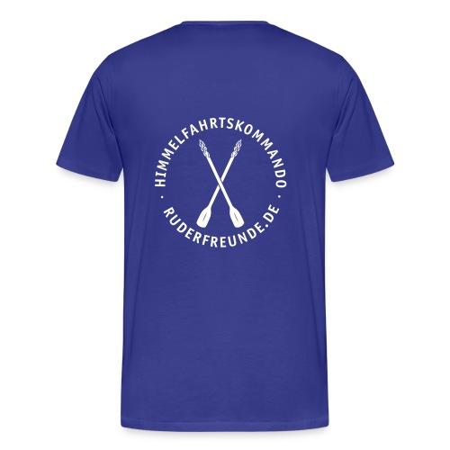 ruderfreunde03v - Männer Premium T-Shirt
