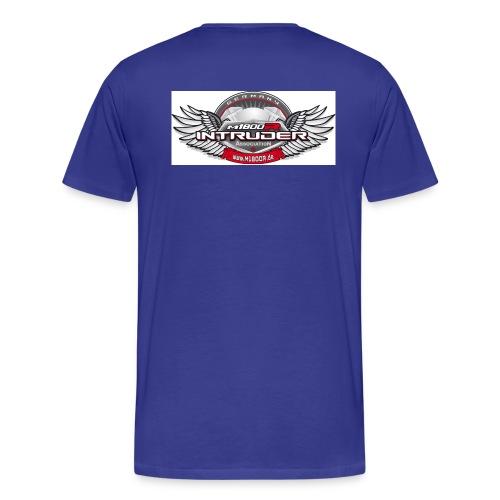 logo big associationgermany1500 - Männer Premium T-Shirt
