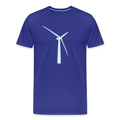 windenergieanlage - Männer Premium T-Shirt