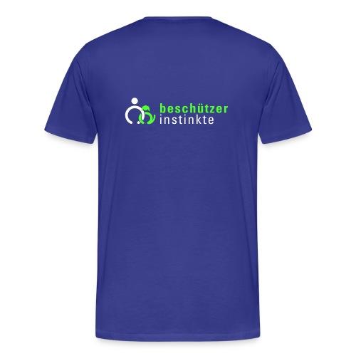 logo 2c ohne ev - Männer Premium T-Shirt
