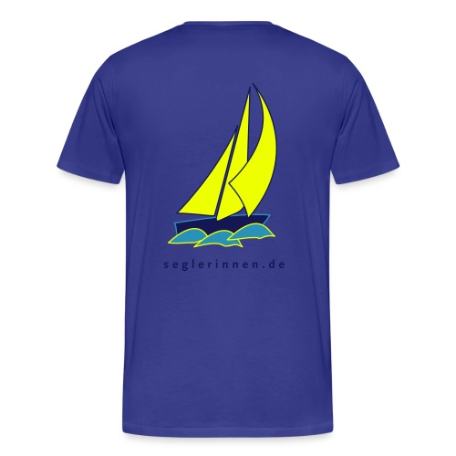Seglerinnen 3c - Männer Premium T-Shirt
