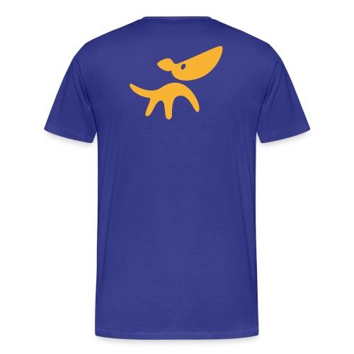gw bildmarke - Männer Premium T-Shirt