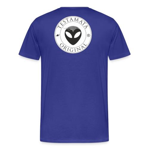 Testamata moro - Maglietta Premium da uomo