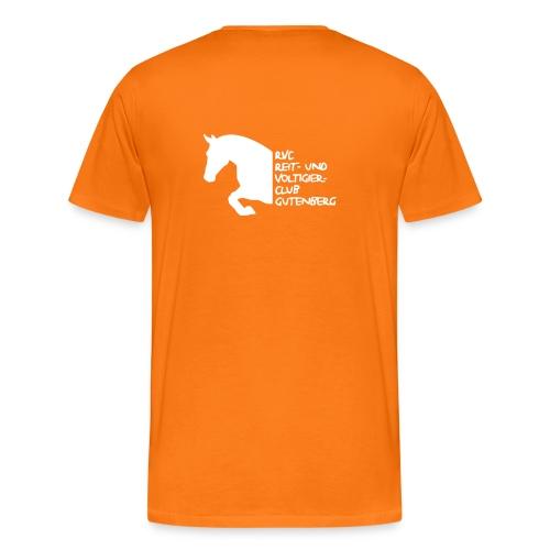 logo rvc - Männer Premium T-Shirt
