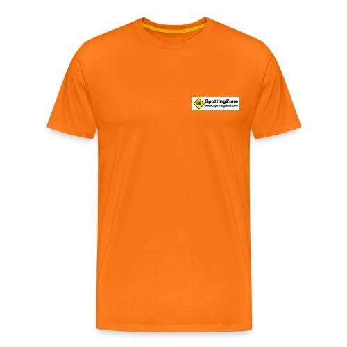 spottingzone face 05 2007 - T-shirt Premium Homme