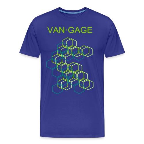 CUBESgreen - Männer Premium T-Shirt