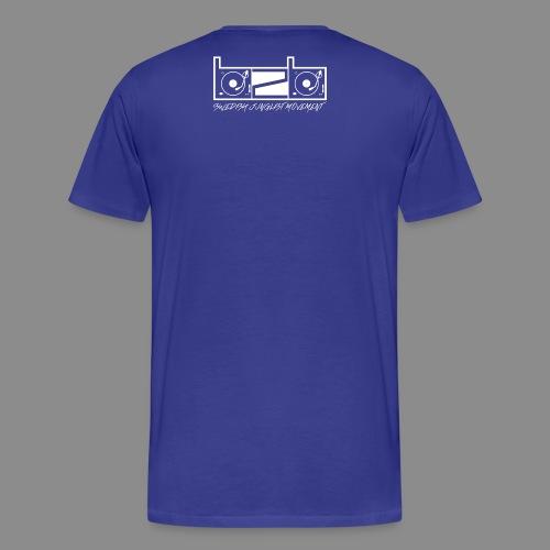 junglists png - Men's Premium T-Shirt