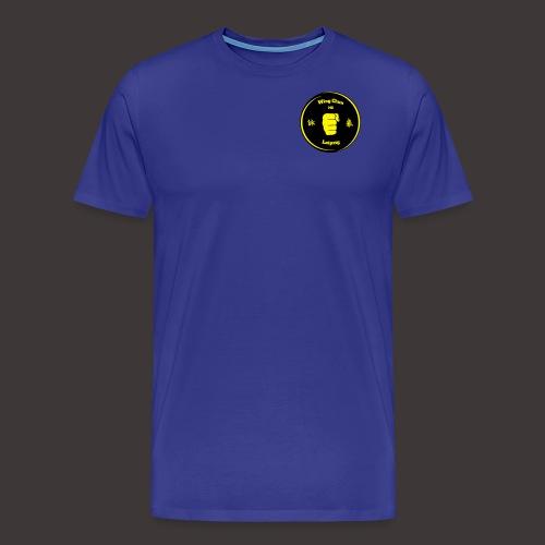 Logo Kampfkunstschule Leipzig - Männer Premium T-Shirt