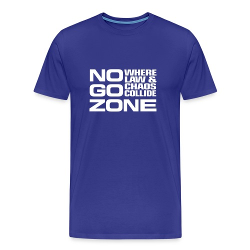 ngz logo - Men's Premium T-Shirt