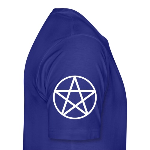 pentagram spread - Koszulka męska Premium