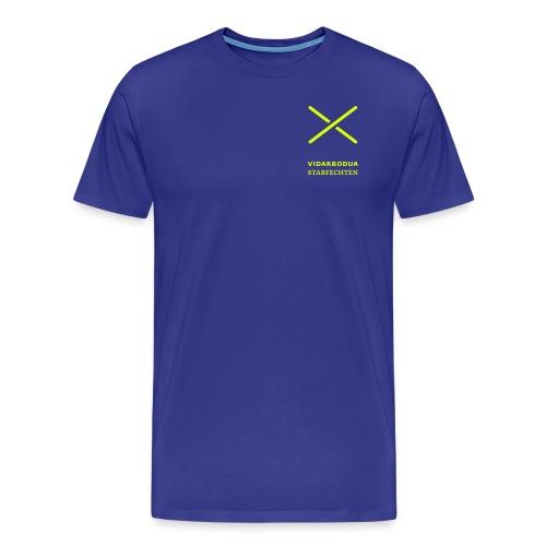Trainer für Vidarbodua Stabfechten - Männer Premium T-Shirt