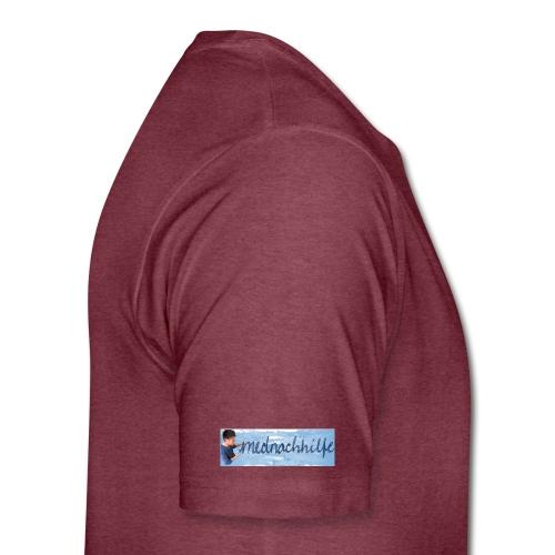 Med Logo jpg - Männer Premium T-Shirt