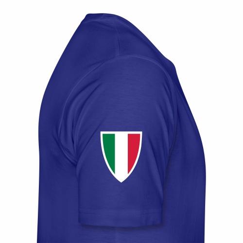 Scudo sportivo d'Italia - Maglietta Premium da uomo