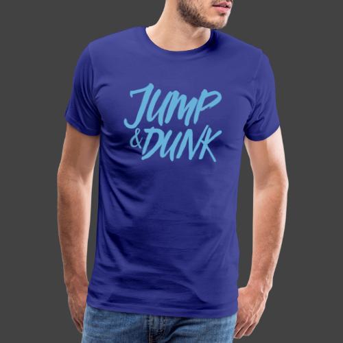 JUMP DUNK - Männer Premium T-Shirt