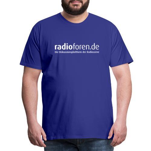 radioforen.de - Männer Premium T-Shirt