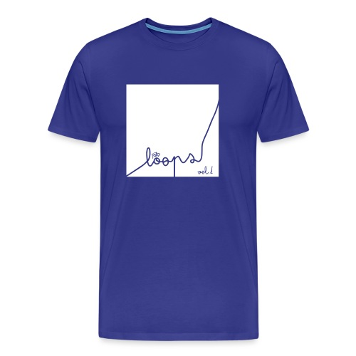PSTIV Oblique - Men's Premium T-Shirt