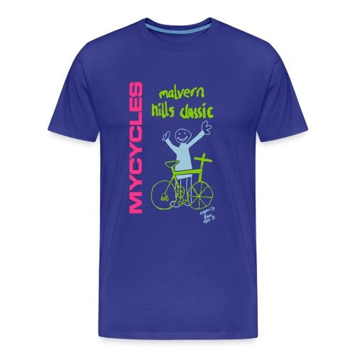 Malvern T Front 2021 - Men's Premium T-Shirt