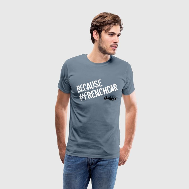 because #frenchcar by GusiStyle - Männer Premium T-Shirt