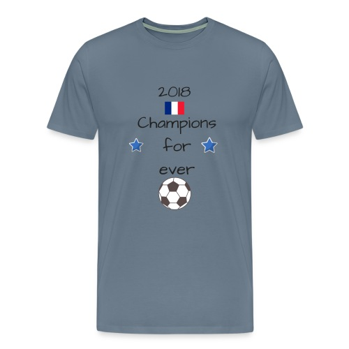 Champions du monde 10 - T-shirt Premium Homme