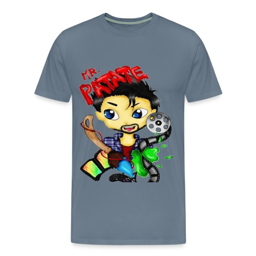 Mr Patate - T-shirt Premium Homme