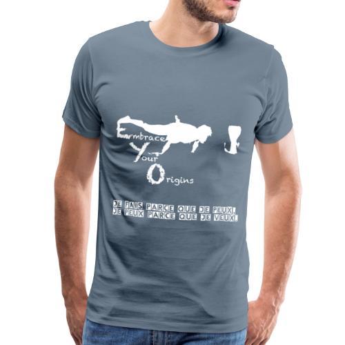 Embrace Yours Origins - T-shirt Premium Homme