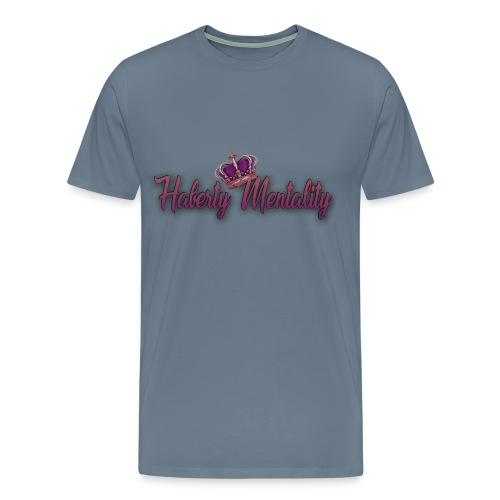 Haberty Mentality - T-shirt Premium Homme