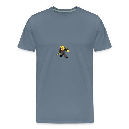 Office Skin - Männer Premium T-Shirt