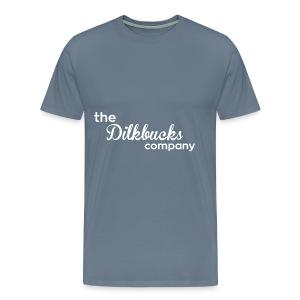 The Dilkbucks Company - T-Skjorte - Premium T-skjorte for menn