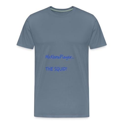 MrXboxPlayer The SQUID - Men's Premium T-Shirt