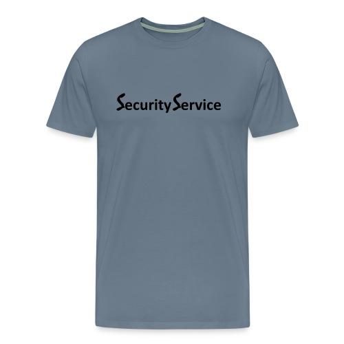 Security Service - Männer Premium T-Shirt