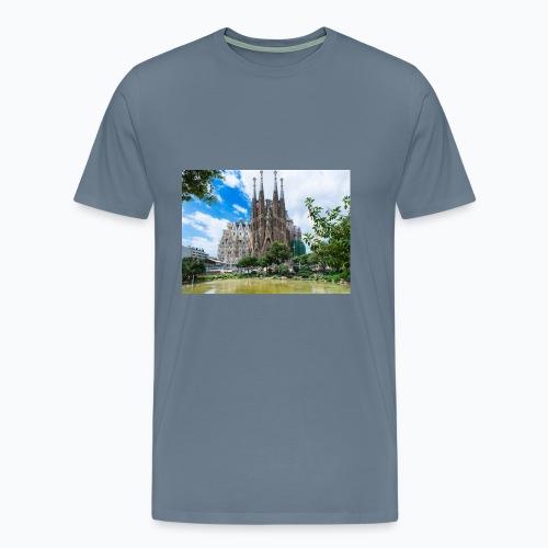 Camisa de la sagrada família - Camiseta premium hombre