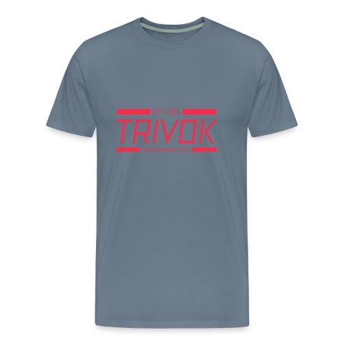 Trivok Rojo - Camiseta premium hombre