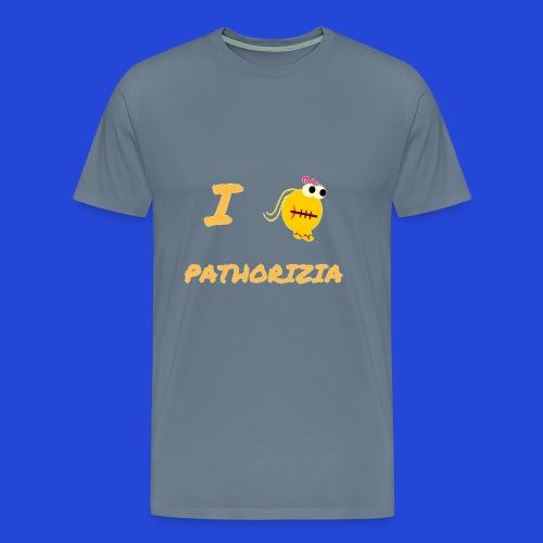 Love Pathorizia - Maglietta Premium da uomo