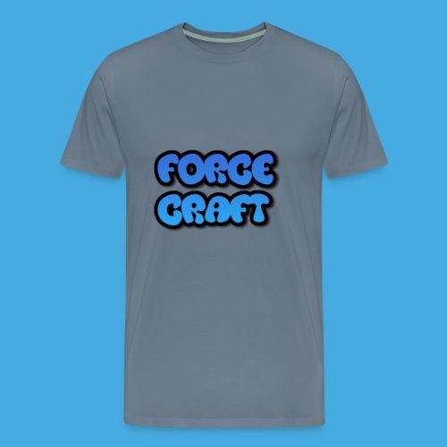 ForceCap - Premium-T-shirt herr