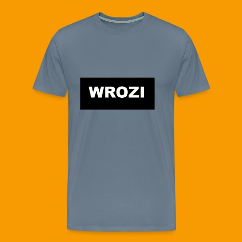 WROZI hat - Men's Premium T-Shirt