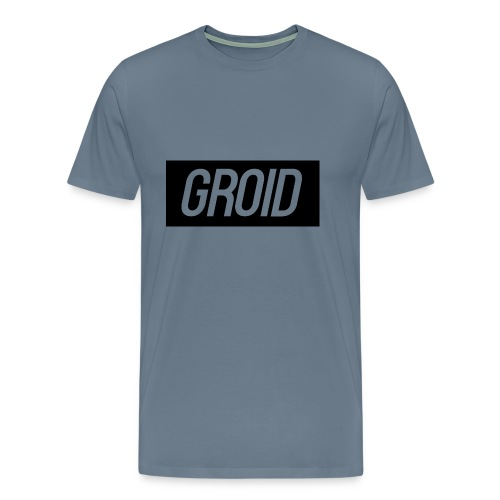Groid HD T-Shirt - Men's Premium T-Shirt