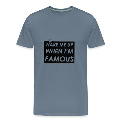 WMUWIF Female - Mannen Premium T-shirt