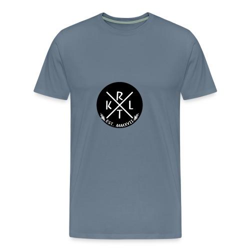 KRTL Original Brand - Mannen Premium T-shirt