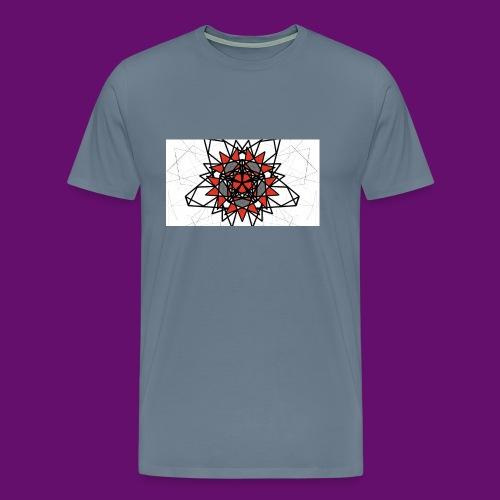 flamandala - Maglietta Premium da uomo