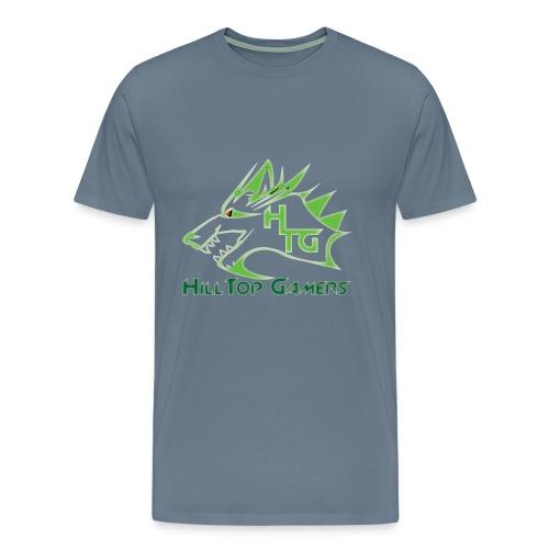 HillTop Gamers - Men's Premium T-Shirt