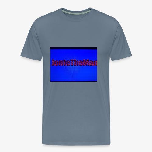 JonteTheMan - Premium-T-shirt herr