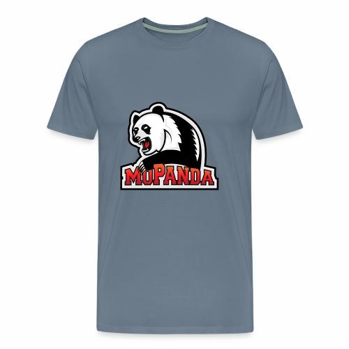 MoPanda Logo - Männer Premium T-Shirt
