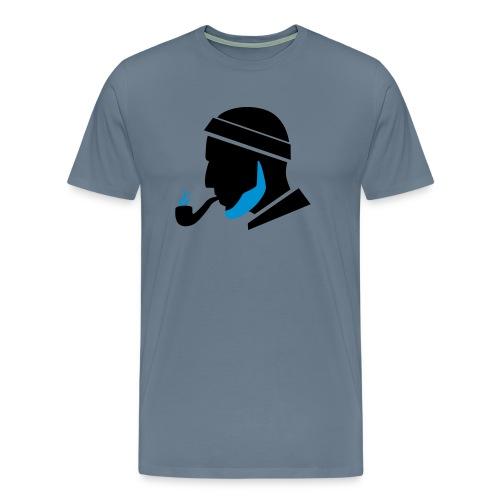 Plattsnackers - Männer Premium T-Shirt