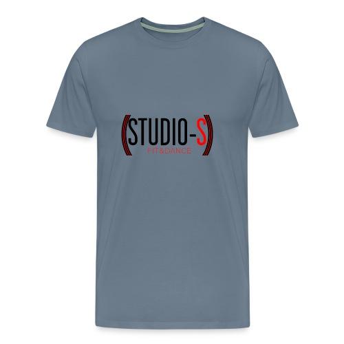 Basic logocut tanktop - Mannen Premium T-shirt
