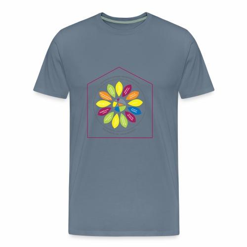 KFS Leitbild 2016 - Männer Premium T-Shirt