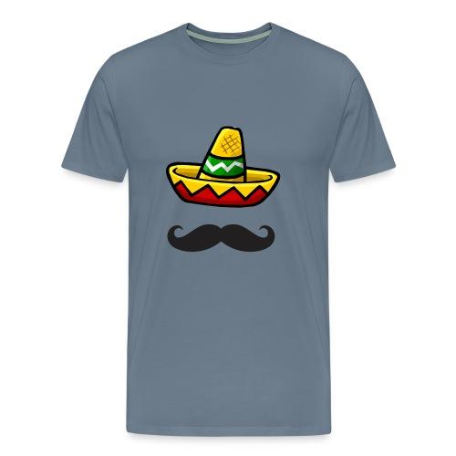 Fantôme mexicain - T-shirt Premium Homme