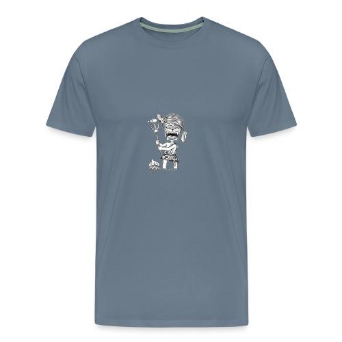 The lion. Rooooaaaarrr! - Maglietta Premium da uomo